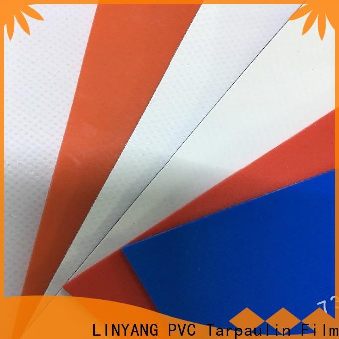 LINYANG weatherability waterproof tarpaulin design for agriculture tarps