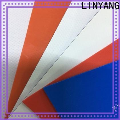 high quality pvc tarpaulin supplier for sale