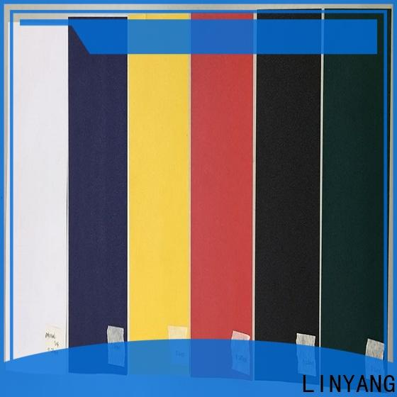 LINYANG hot selling pvc film personalized for outdoor
