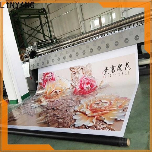 LINYANG high quality pvc banner manufacturer for importer