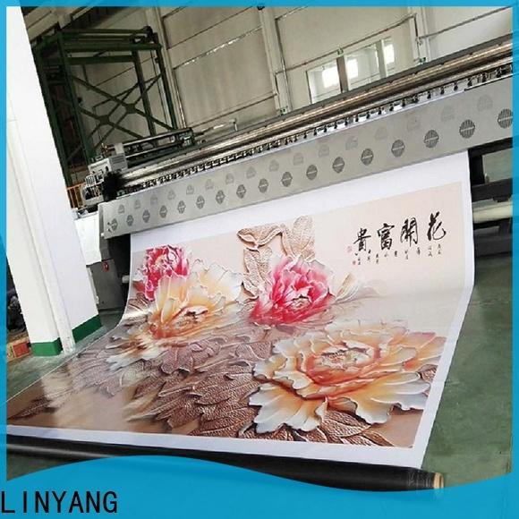 LINYANG new flex banner supplier for importer