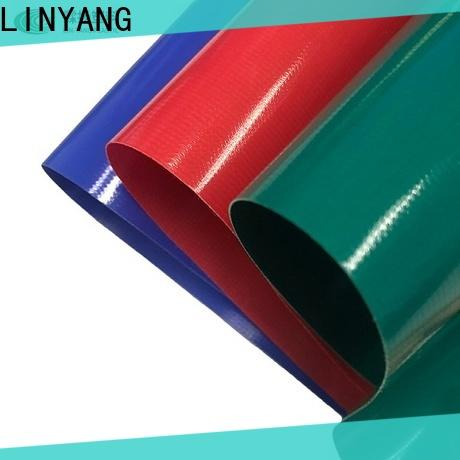 waterproof pvc film personalized for outdoor