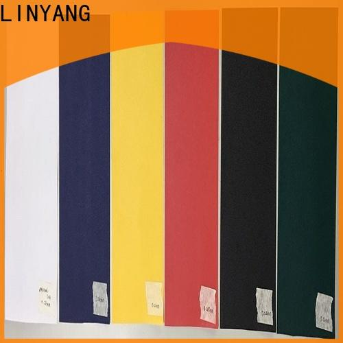 LINYANG pvc film one-stop services