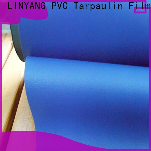 LINYANG semirigid Decorative PVC Filmfurniture film design for indoor