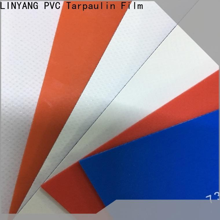 high quality PVC Tarpaulin fabric supplier for truck cover