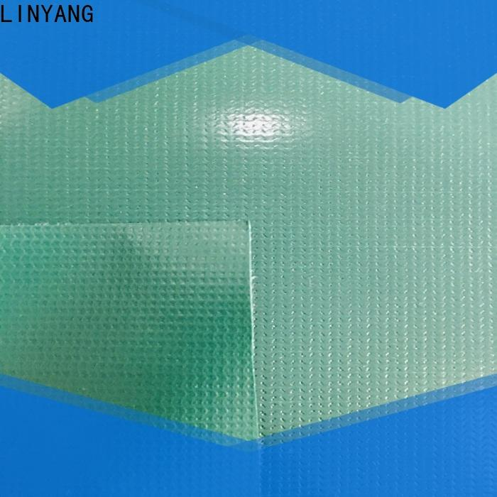 LINYANG waterproof tarp factory