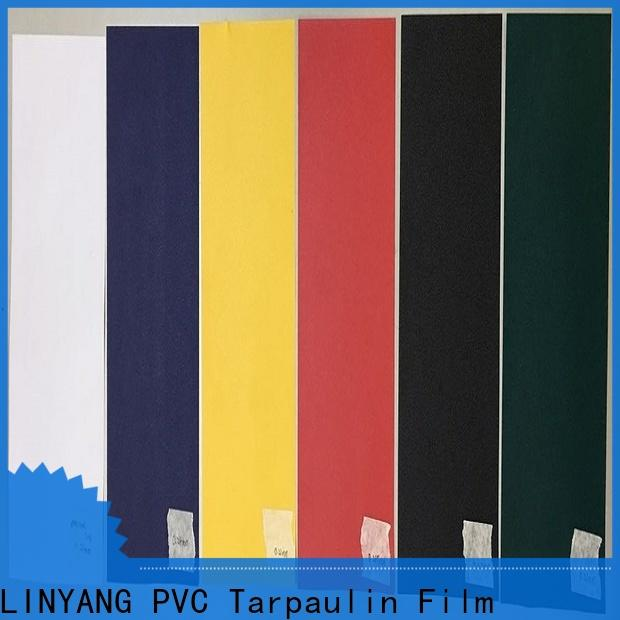 LINYANG hot selling pvc film directly sale