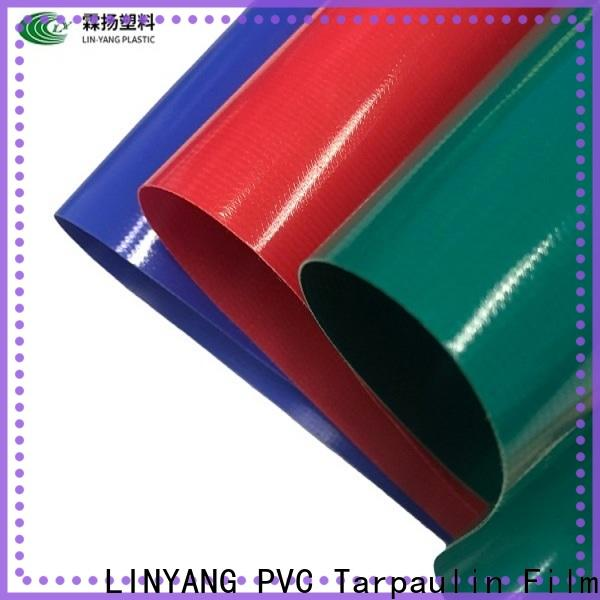 LINYANG hot selling tarpaulin sheet factory for industry