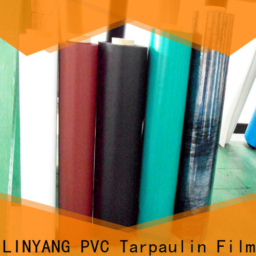 waterproof inflatable pvc film pvc with good price for outdoor
