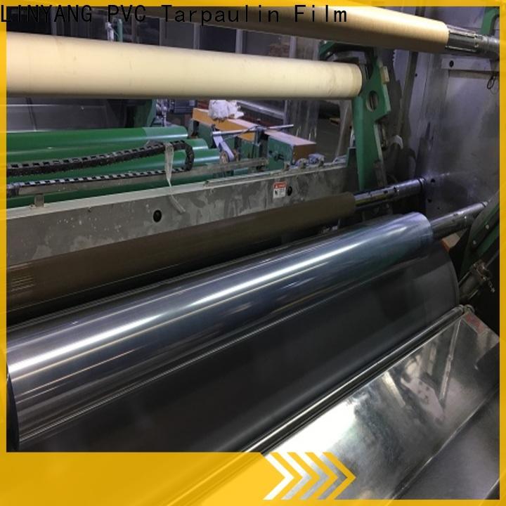 cheap clear pvc film factory