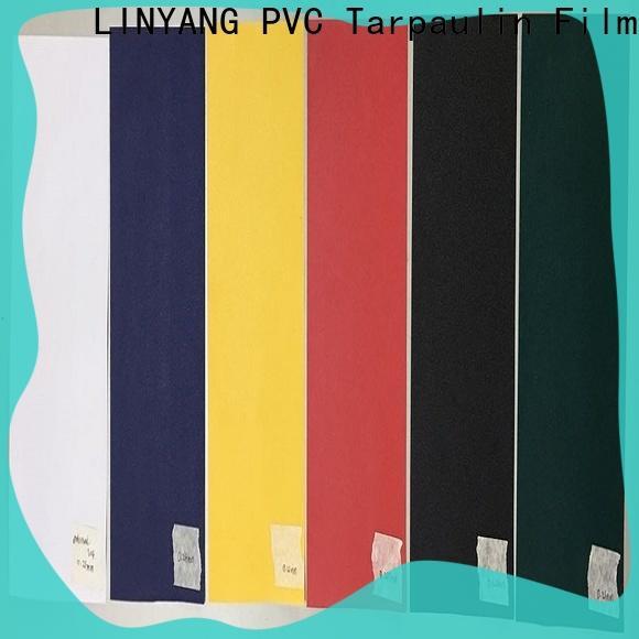 custom pvc film brand