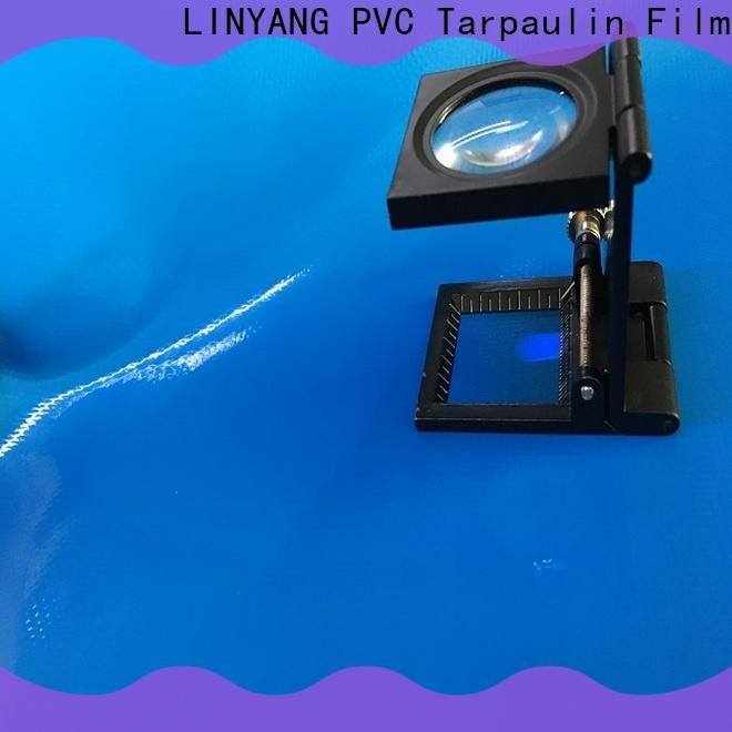 LINYANG cheap swimming pool tarpaulin brand
