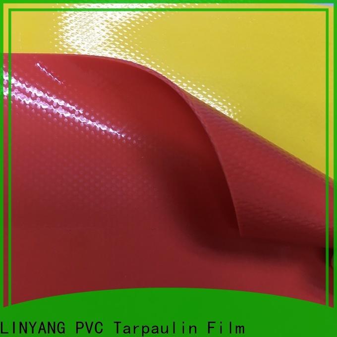 LINYANG colored tarps design