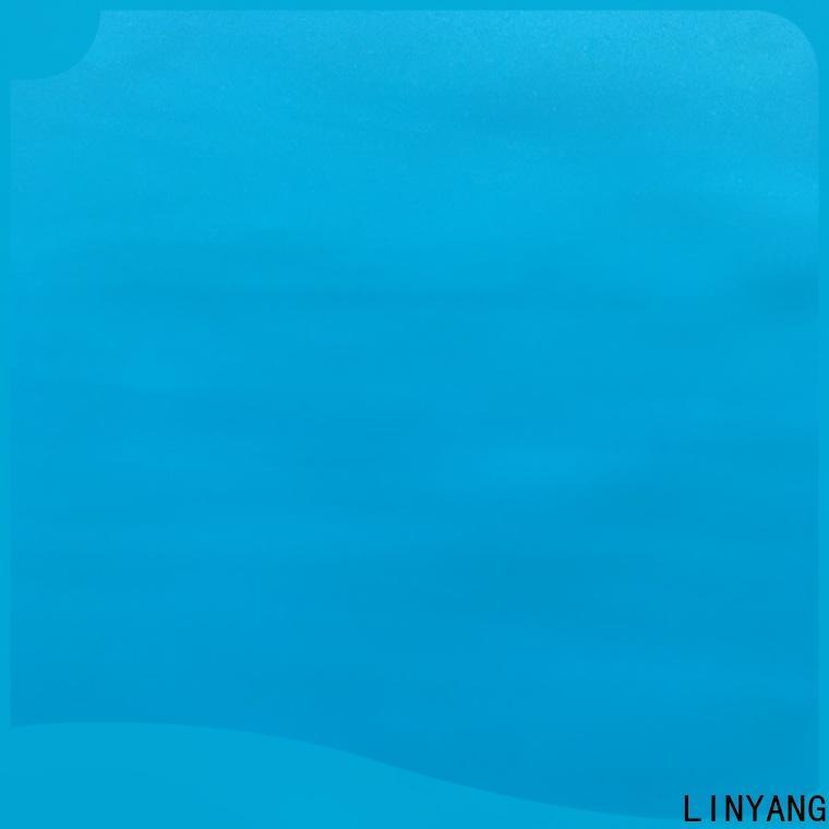 LINYANG pvc flim manufacturer
