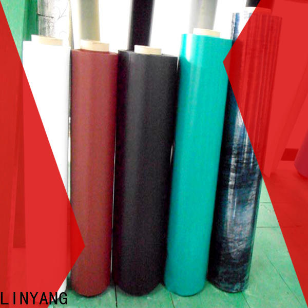 LINYANG film inflatable pvc film factory for outdoor