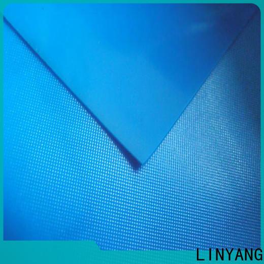 standard pvc plastic sheet roll weatherability supplier for umbrella