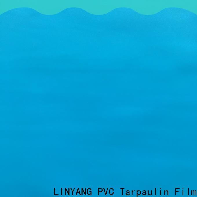 LINYANG high quality pvc flim manufacturer