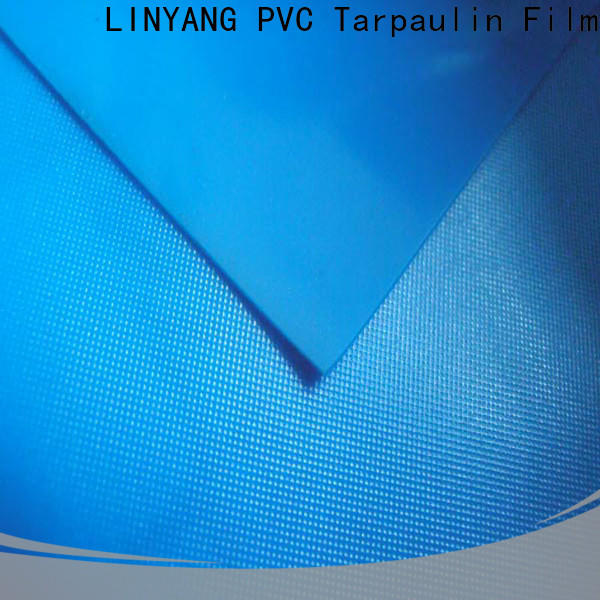 widely used pvc film roll waterproof factory price for raincoat