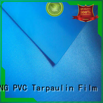 LINYANG normal pvc film roll factory price for umbrella