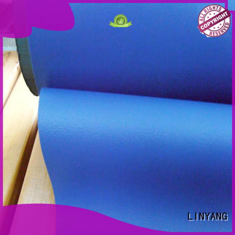 LINYANG antifouling Decorative PVC Filmfurniture film factory price for furniture