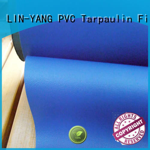 pvc film manufacturers cost-efficient semirigid rich LIN-YANG Brand