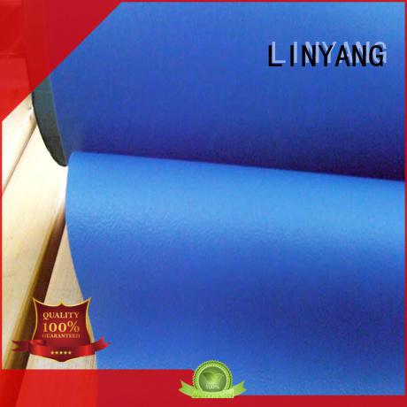 LINYANG semirigid self adhesive film for furniture design for ceiling