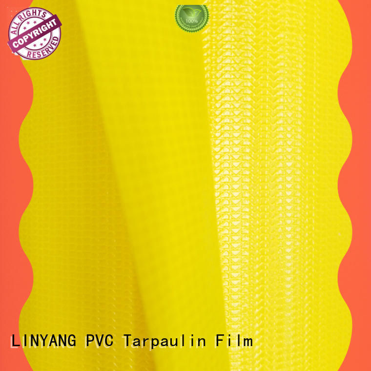 LINYANG heavy duty tarpaulin fabric for outdoor