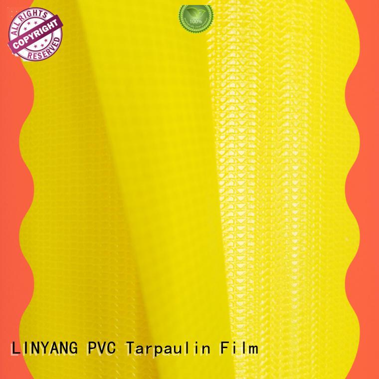 LINYANG heavy duty tarpaulin fabric for sale