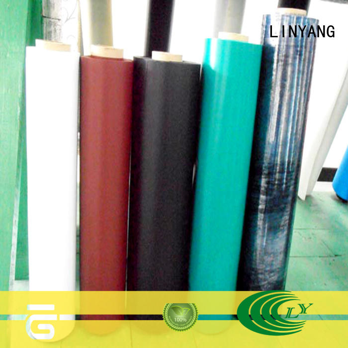 LINYANG toys inflatable pvc film with good price for aquatic park