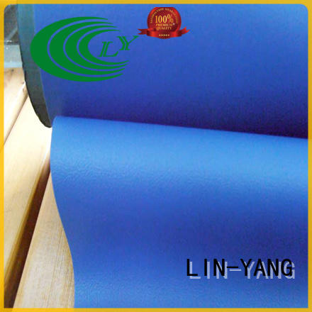 Quality LIN-YANG Brand smooth anti-fouling Decorative PVC Filmfurniture film