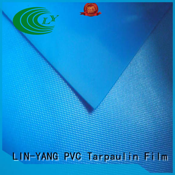 pvc film price packaging antifouling LIN-YANG Brand pvc film roll