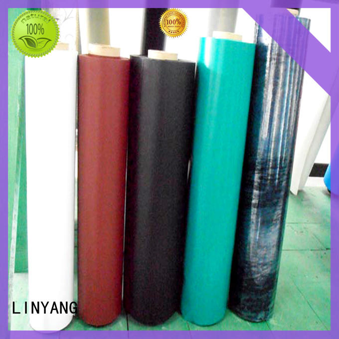 LINYANG strength inflatable pvc film factory for inflatable boat