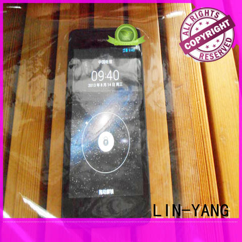 clear pvc film pvc for outdoor LIN-YANG