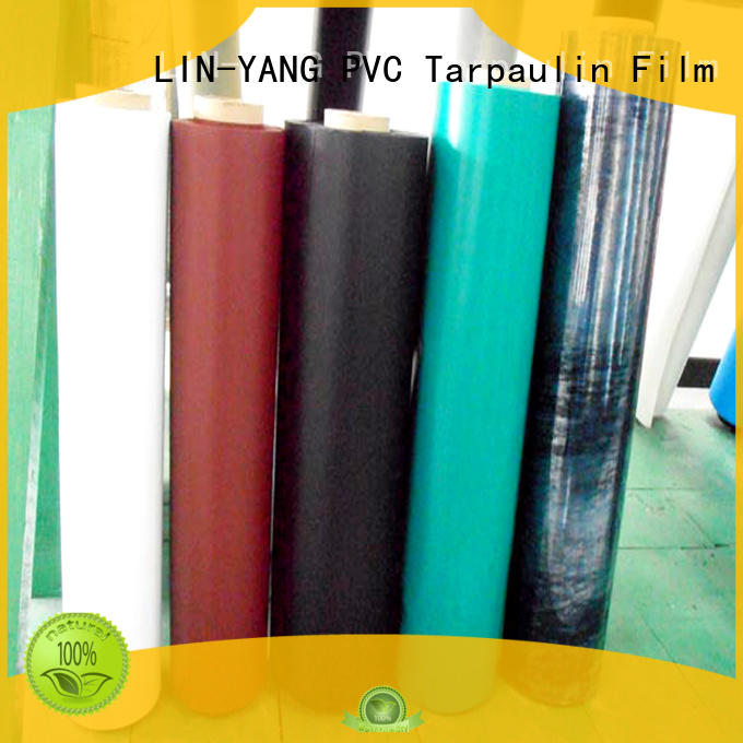 LIN-YANG Brand customized Inflatable Toys PVC Film multiple extrusion factory