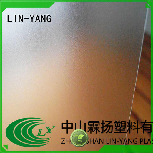 creative pvc films for sale office LIN-YANG company
