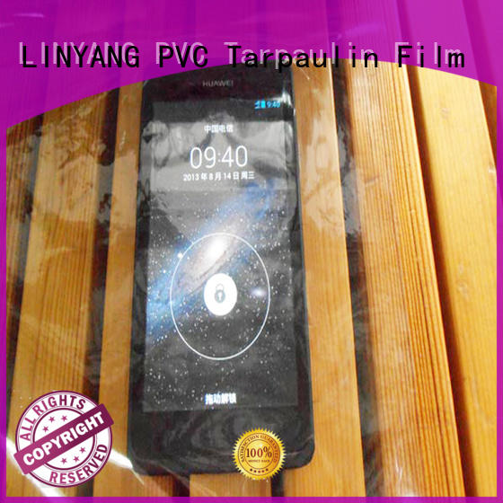 standard clear pvc filmfilm wholesale for industry