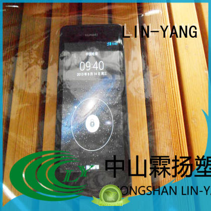 Wholesale popular waterproof Transparent PVC Film LIN-YANG Brand