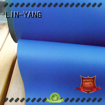 variety thick pvc film design for ceiling LIN-YANG
