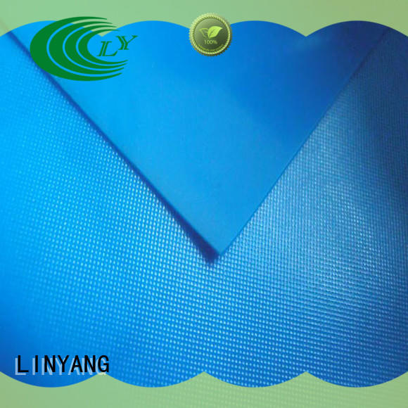 LINYANG standard pvc plastic sheet roll design for bathroom