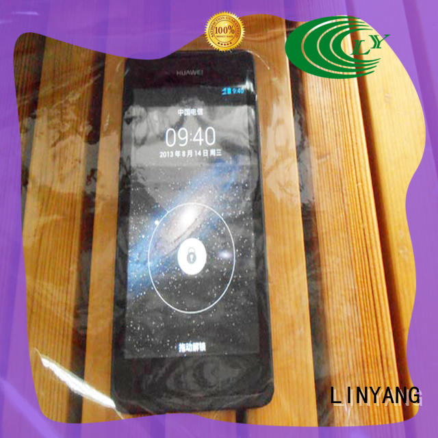 anti-UV Transparent PVC Film film wholesale for handbags membrane