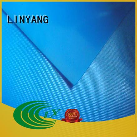 LINYANG waterproof pvc film roll series for household