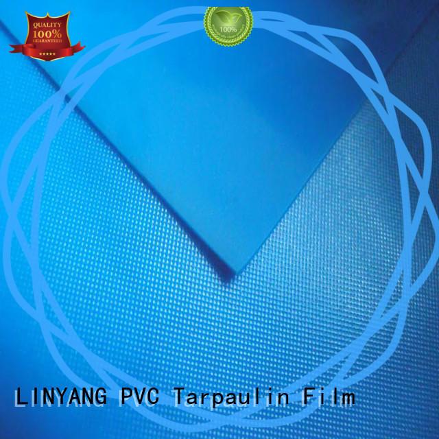 LINYANG anti-UV pvc film roll supplier for bathroom