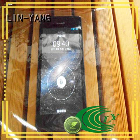 pvc pvc transparent film wholesale for agriculture LIN-YANG