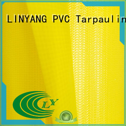 LINYANG waterproof pvc tarpaulin series for geotextile