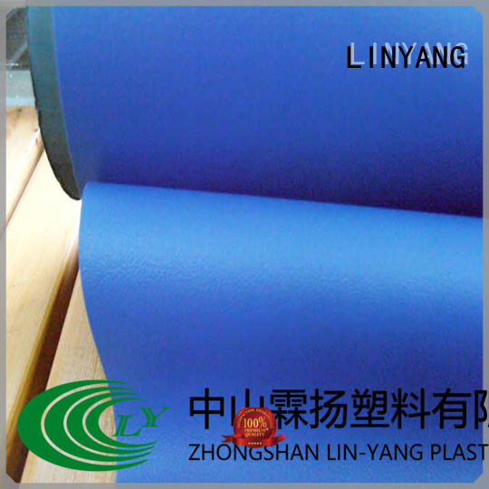 LINYANG decorative self adhesive film for furniture factory price for indoor