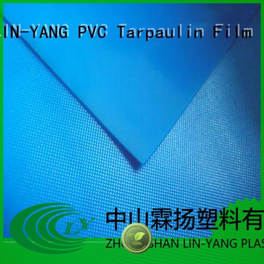 LIN-YANG anti-UV pvc film roll film for bathroom