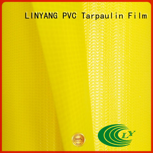 LINYANG high quality PVC Tarpaulin fabric supplier for truck cover
