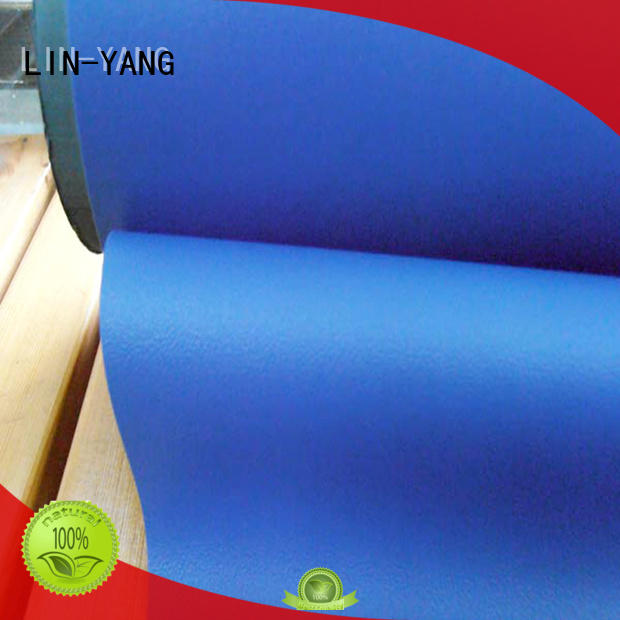 rich cost-efficient LIN-YANG Brand pvc film manufacturers factory