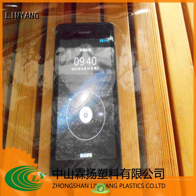 anti-UV clear pvc film antifouling factory for handbags membrane