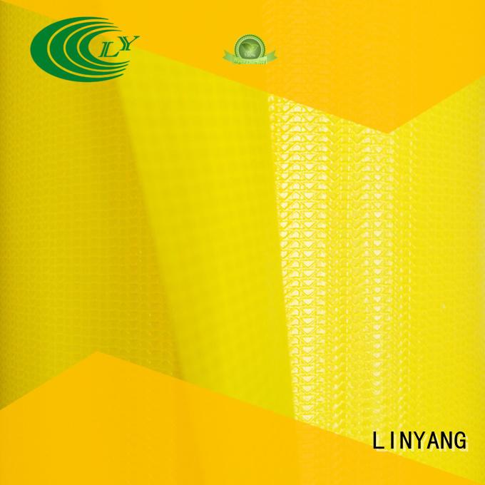 LINYANG best pvc tarpaulin design for geotextile